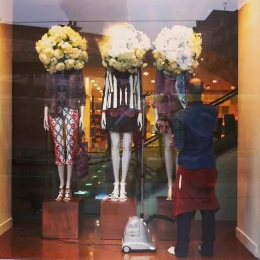 Le nouveau magasin Printemps ouvre samedi 6 avril à 9h (Photo MM/Rue89 Strasbourg)