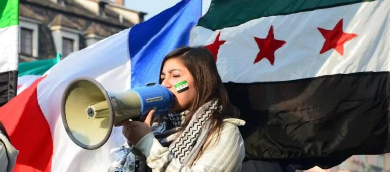 Une semaine pour (r)éveiller les consciences sur la cause syrienne