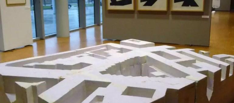L'Hôtel de la région accueille une exposition du Frac Alsace