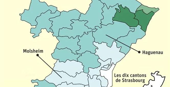 Le «non» au référendum, un message des campagnes pour Strasbourg