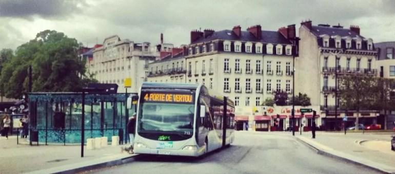 De la Porte Blanche aux Halles : une autoroute à bus et trams en 2018