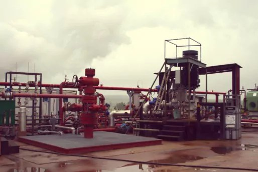 En Alsace du nord, le site de Soultz-sous-Forêt est un pilote mondial en matière de géothermie profonde (Photo MM / Rue89 Strasbourg)