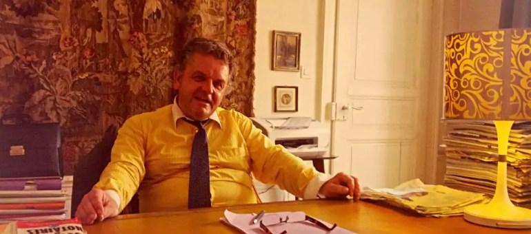 L'avocat André Kornmann condamné pour sa haine viscérale des notaires