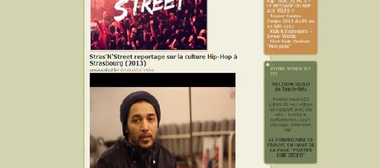 Un tour d'horizon du hip hop strasbourgeois en vidéo