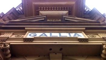 L\'Afges lâche la gestion du restaurant universitaire La Gallia