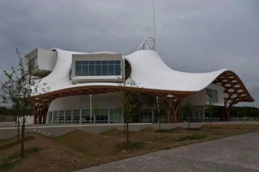 À Metz, le centre Pompidou ne désempli pas. Pour un certain nombre, la ville aurait tout à y gagner en accueillant une antenne locale d'un musée national   (Cerfon / Flickr / cc)