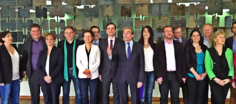 Portefeuilles d'adjoints à Strasbourg: la prime aux poids lourds
