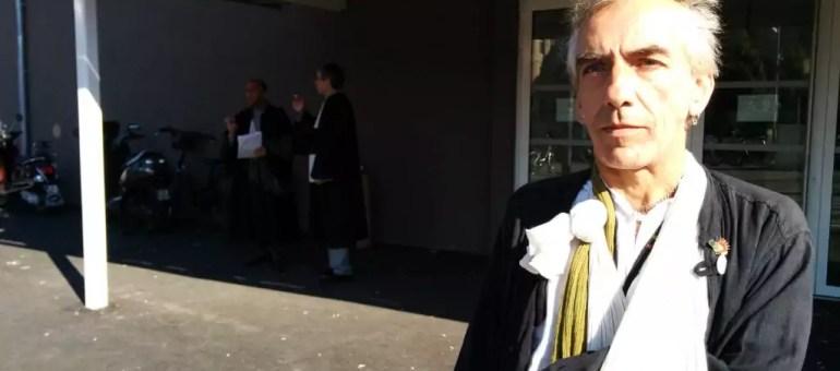 Bertrand Rambaud, militant du cannabis thérapeutique, condamné sans peine