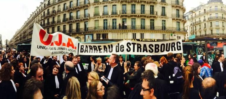 Aide juridictionnelle : pourquoi je suis allé manifester à Paris