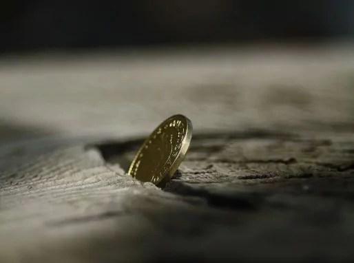 Une pièce de 5 centimes (Photo Valérie Kuki / FlickR / cc)