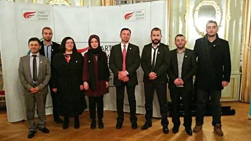 Quelques candidats du PEF aux élections départementales (Photo PF / Rue89 Strasbourg / cc)
