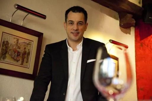 """Cédric Moulot (37 ans) a racheté le """"Tire-Bouchon"""", qui lui a assuré le financement de 7 autres affaires."""
