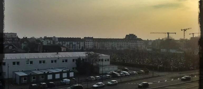 Strasbourg : cette ville qui ne manque pas d'air pollué