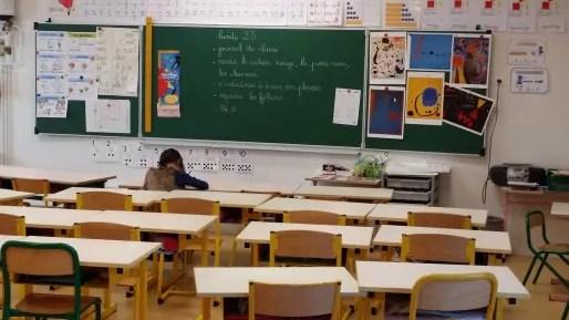 En primaire, 44% des écoliers alsaciens se sont fait dispenser d'enseignement de religion en 2014, 22% de plus qu'il y a cinq ans. Malika Akilam/Flickr/cc