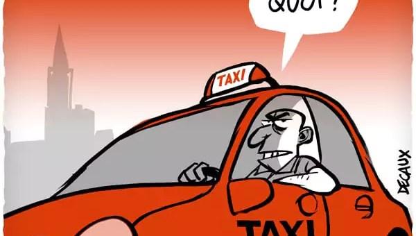 Le géant américain Uber, ennemi des taxis