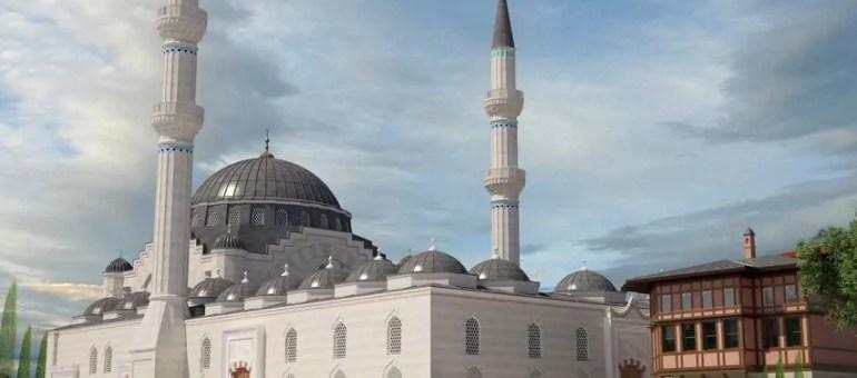 L'estimation du chantier de la mosquée Eyyûb Sultan s'envole à 32 millions d'euros