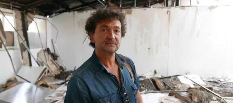 [Vidéo] Malgré l'incendie, apollonia veut son inauguration dès septembre