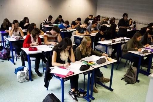 Sur les 36 élèves recrutés sur d'excellents dossiers scolaires, 12 viennent de ZEP.