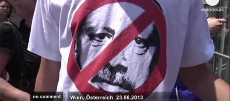 Manifestation contre la venue du président turc Erdogan dimanche à Strasbourg