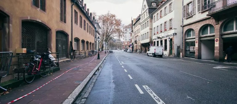 Le centre-ville de Strasbourg sans voiture : un jour, peut-être