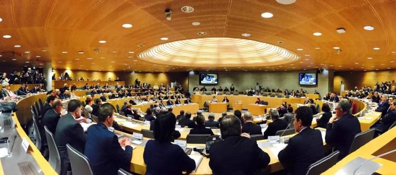 À Metz, la région Grand Est vote son premier budget