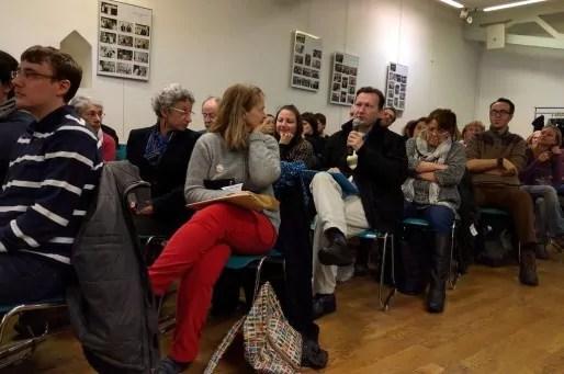 De nombreuses questions ont fusé en provenance du public (Photo PF / Rue89 Strasbourg / cc)