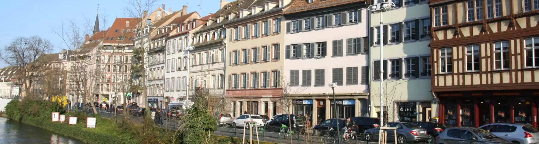Pour le réaménagement des quais, Strasbourg espère éviter les râleurs grâce au numérique