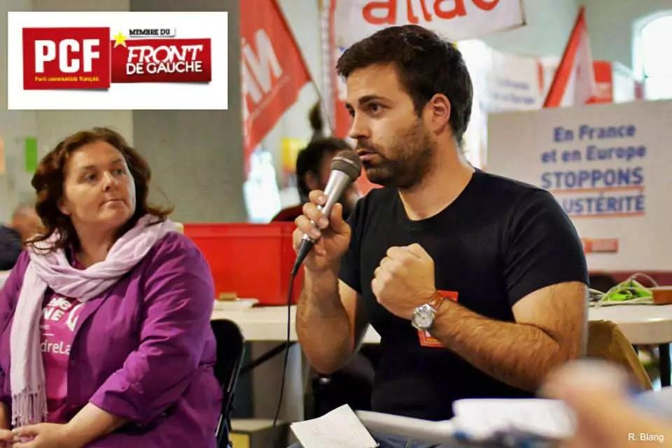 Tribune : Julien Ratcliffe «Sur la Loi travail, la majorité populaire doit être entendue!»