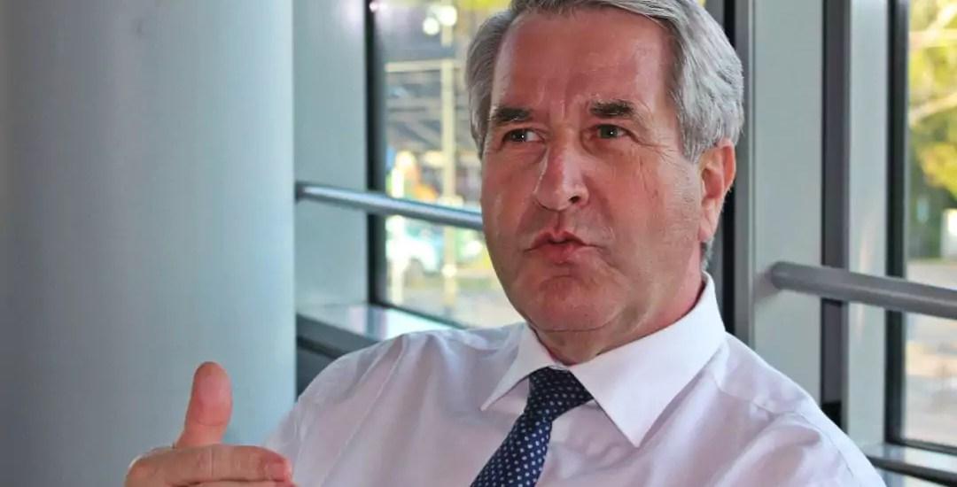 Philippe Richert nommé au conseil de surveillance de la SNCF