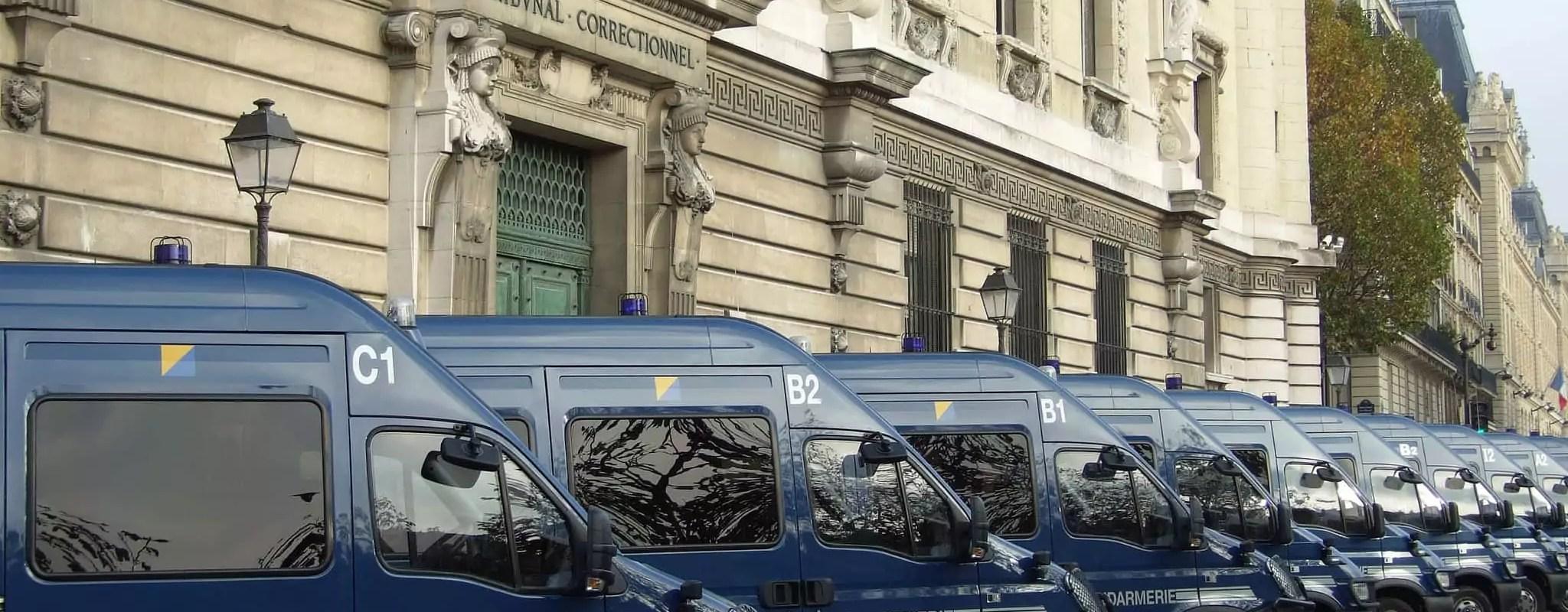 Retrouvez la première journée du procès des djihadistes de «la filière de Strasbourg»