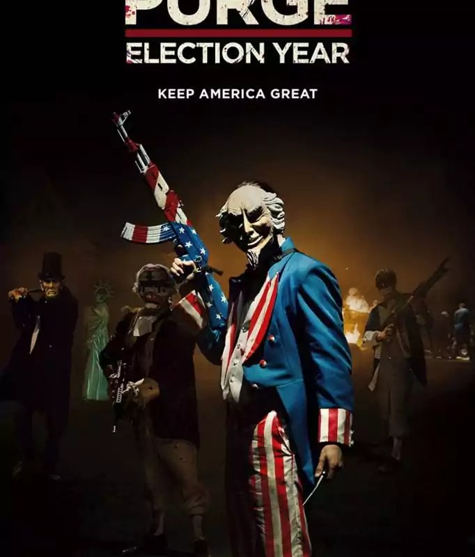 American nightmare 3 : Elections, film lucide ou visionnaire ?