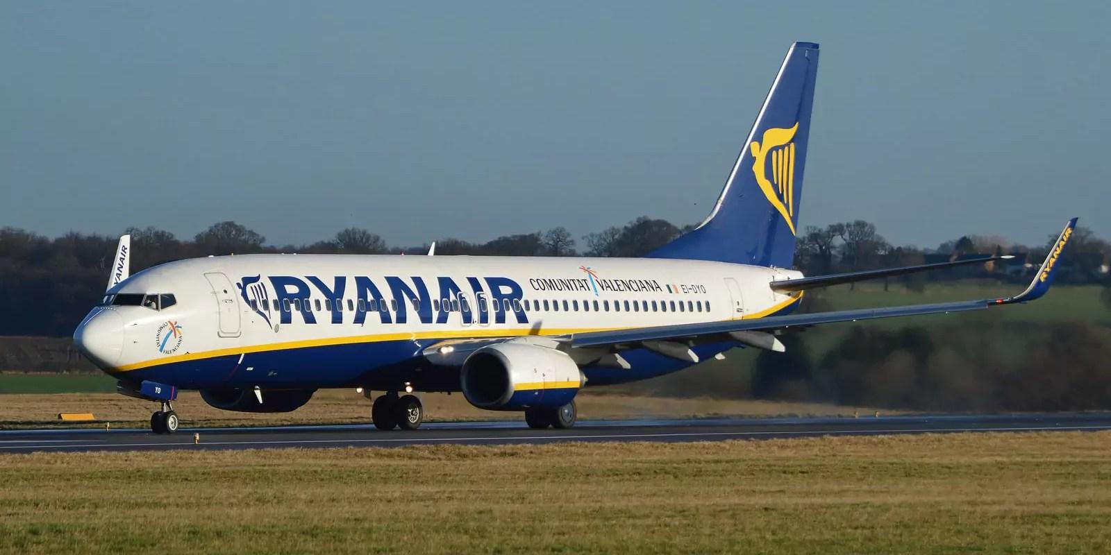 Ryanair relance sa ligne Strasbourg-Londres