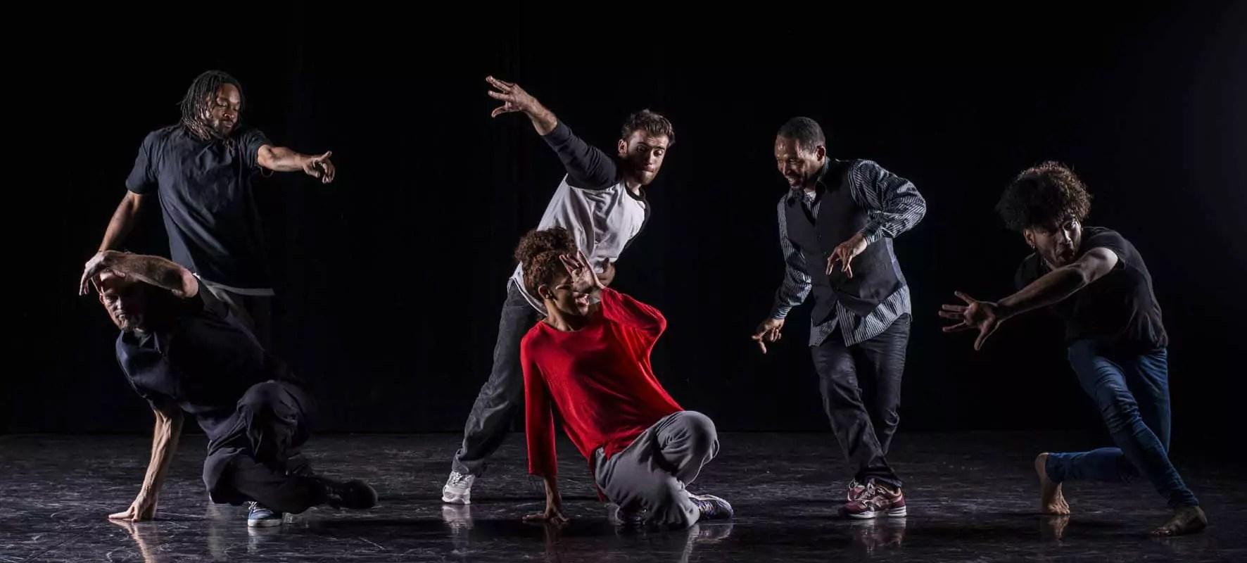 Amala Dianor mixe les générations de la danse Hip Hop à Pôle Sud