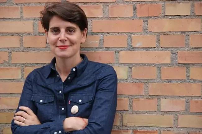 Claire Audhuy (Photo : Claire Gandanger/ Rue89 Strasbourg / cc)