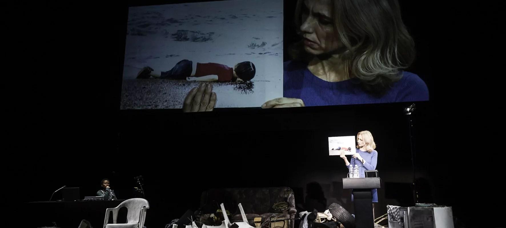 Milo Rau assène son théâtre du réel au Maillon