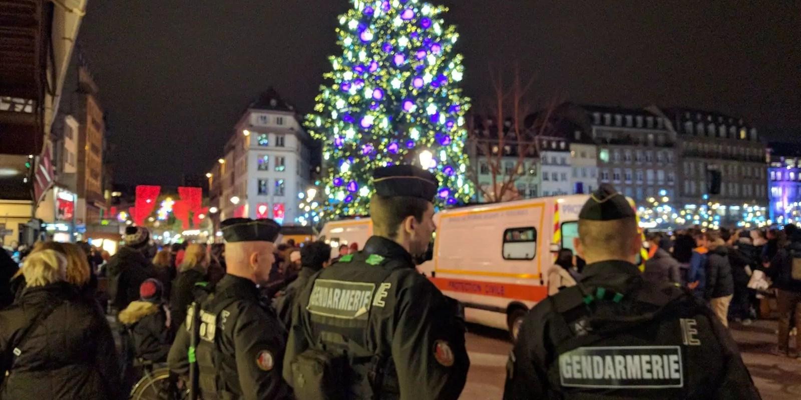 Attentat de Berlin : pas de modification au Marché de Noël de Strasbourg