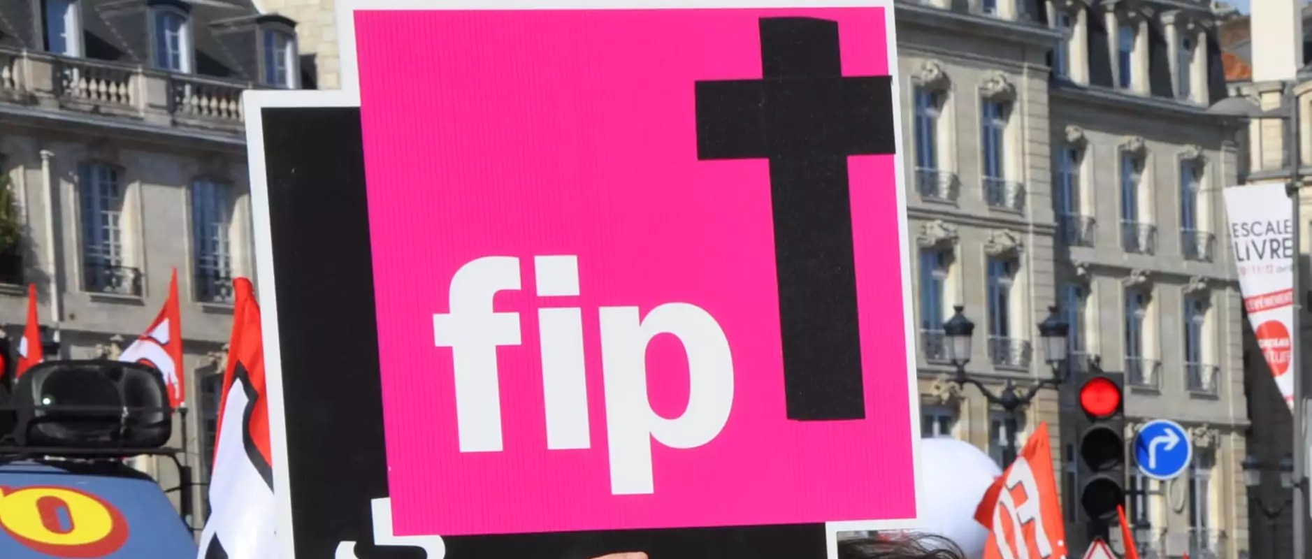 Mardi 3 octobre au TNS, soirée de mobilisation pour le maintien de l'antenne locale de Fip