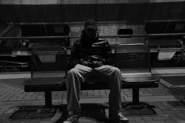 Mysterious Man Waiting (Photo Katleen Vanacker / Visual Hunt / cc)