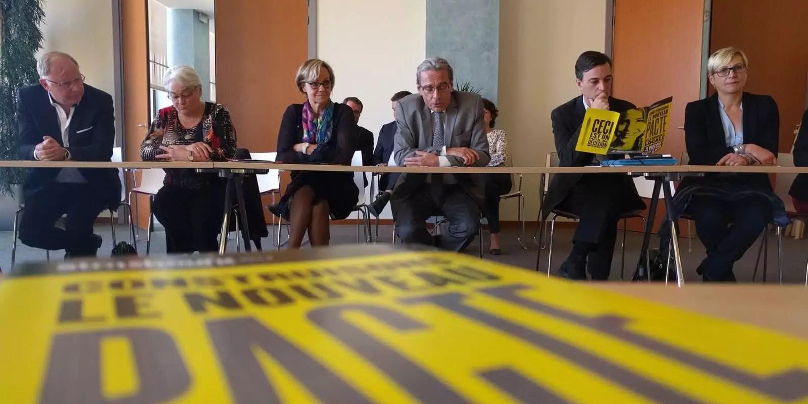 «Démocratie locale en panne», Chantal Cutajar irrite ses collègues élus de Strasbourg