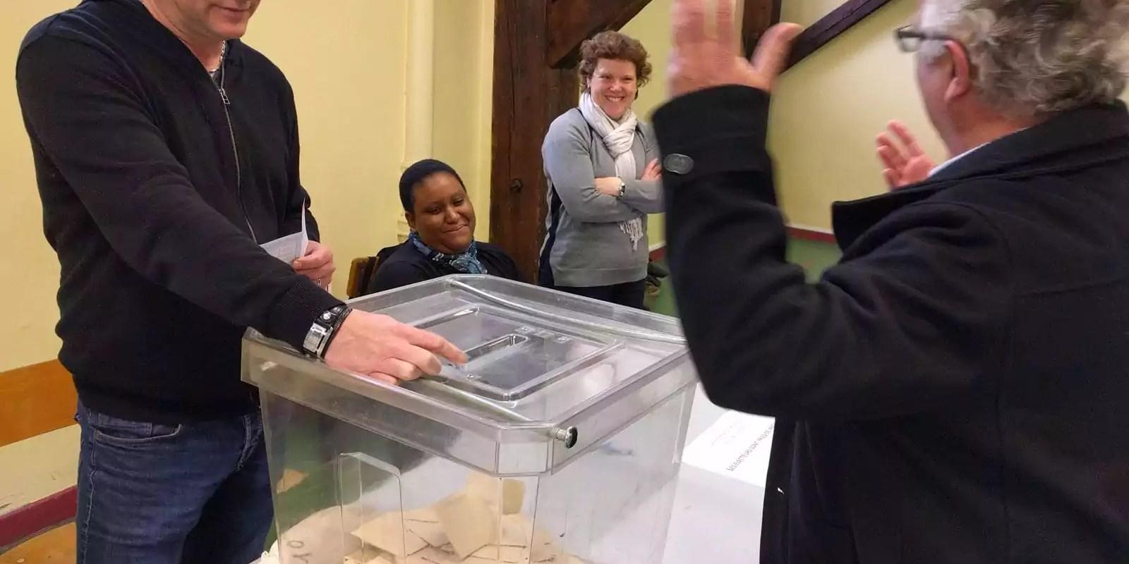 Une cinquantaine de radiés des listes électorales pourront voter dimanche à Strasbourg