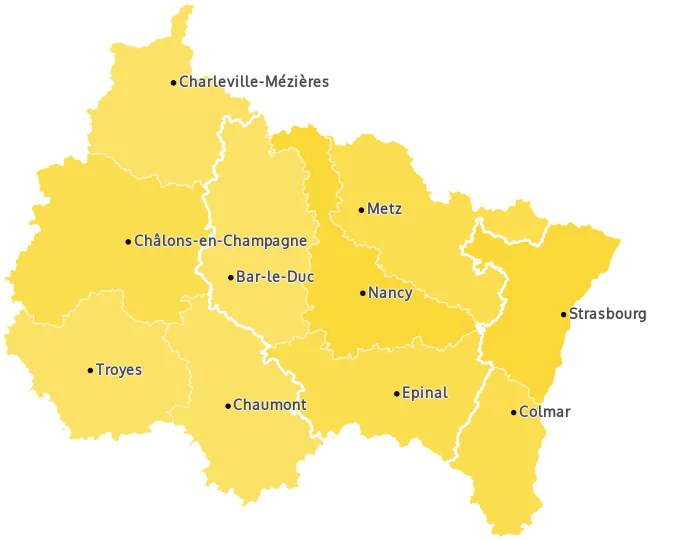 Présidentielle : le Grand-Est à 60% pour Emmanuel Macron