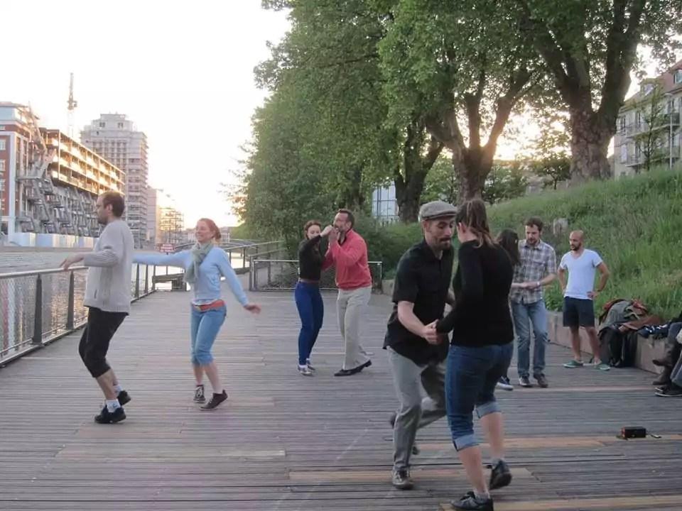 Où danser durant l'été à Strasbourg ?