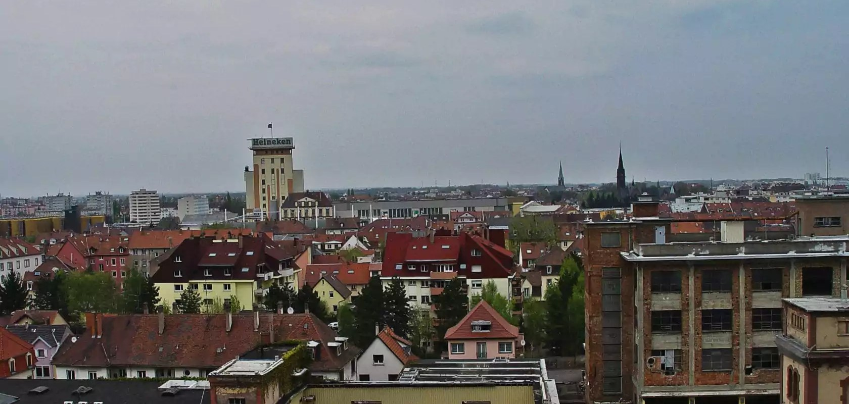 Dans le nord de Strasbourg, la succession d'André Schneider est grande ouverte