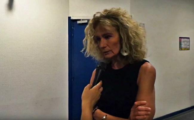 Martine Wonner, députée du Bas-Rhin, est une des seules élues de la majorité qui veut modifier le projet de son gouvernement (Photo KZ / Rue 89 Strasbourg / cc)