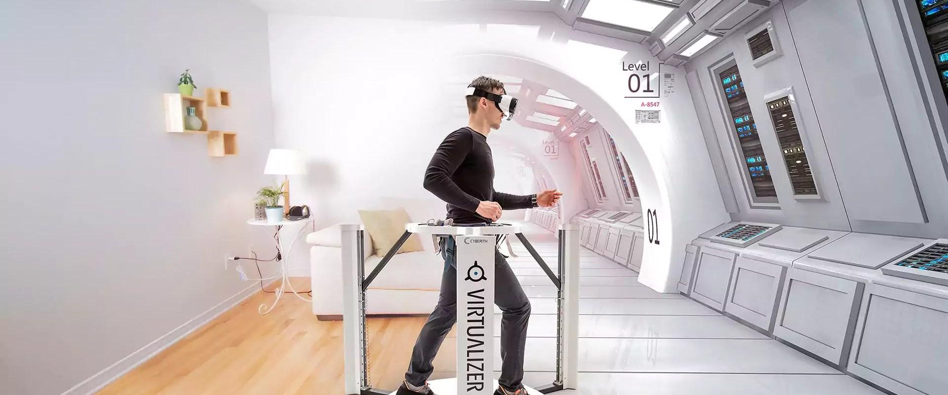 Un projet de salle dédiée à la réalité virtuelle à Strasbourg