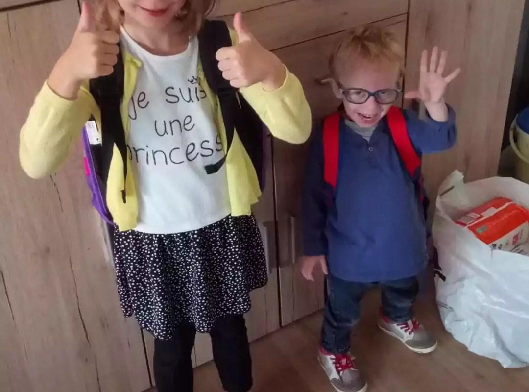 Sans auxiliaire de vie scolaire, la rentrée galère du petit Léo