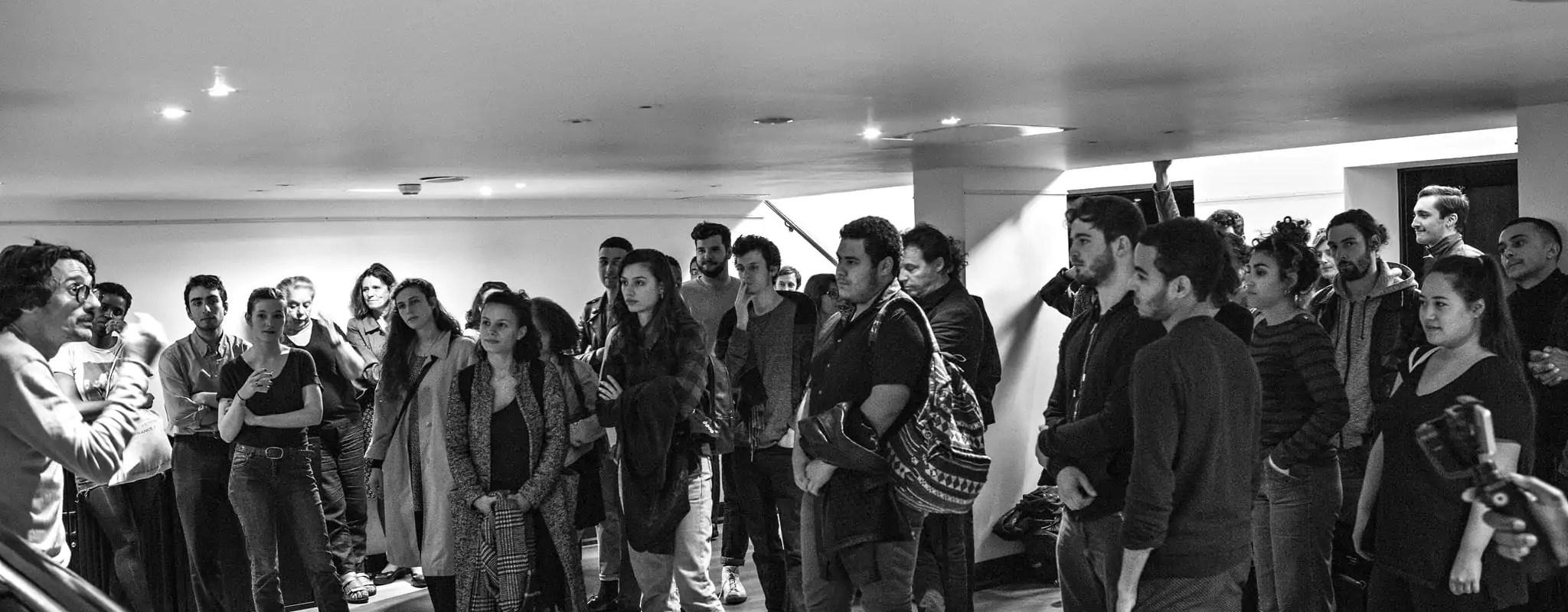 Avec «Ier Acte» du TNS, des jeunes motivés pour diversifier les plateaux de théâtre