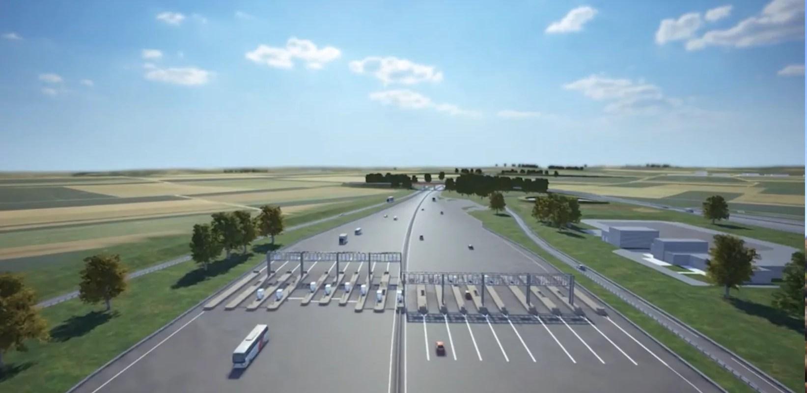 Vinci trouve les 359 millions d'euros nécessaires pour construire le GCO
