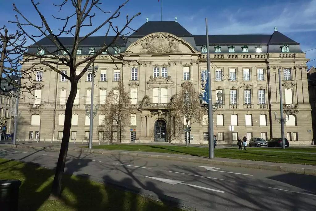 Le Haut-Rhin et le Bas-Rhin peuvent s'affranchir de la réglementation