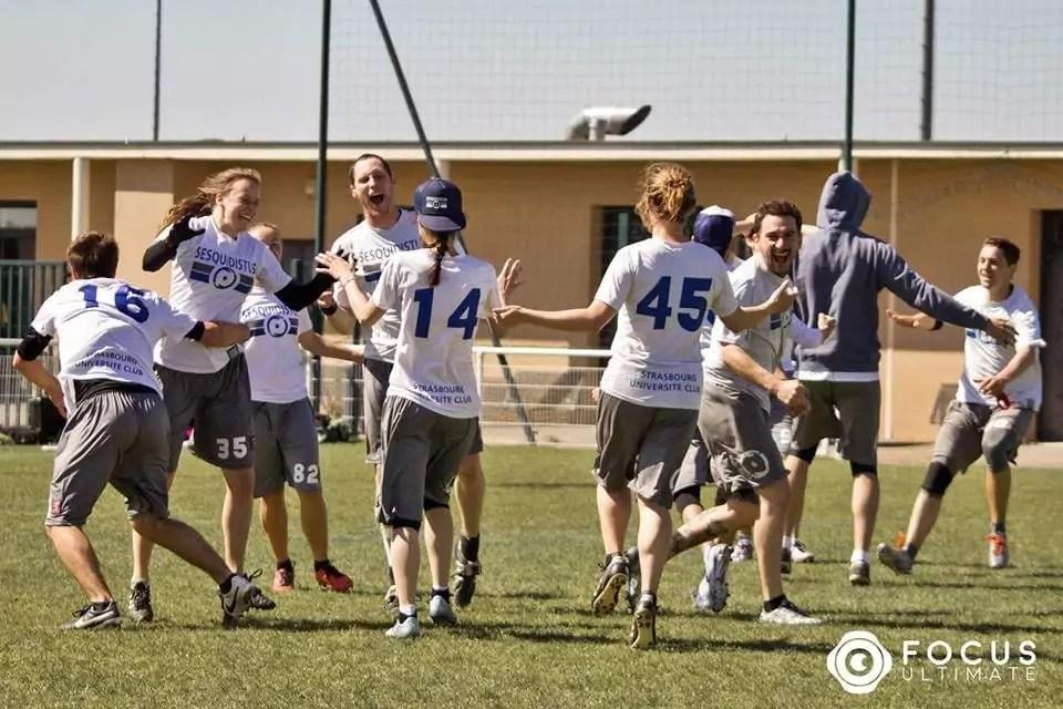 Le frisbee strasbourgeois demande de l'aide pour partir à la conquête du monde